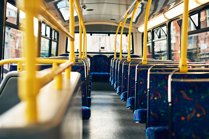 The Downtrend of Public Transit