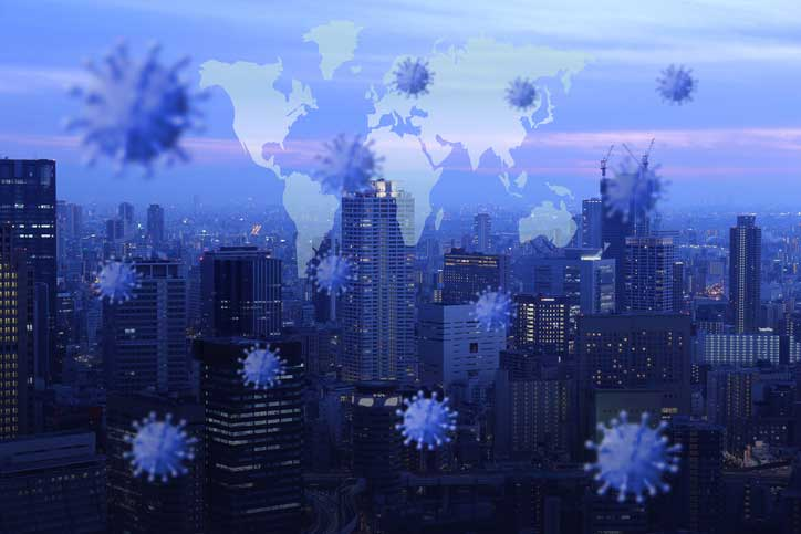 Ways Cities Can Control the Spread of Infectious Viruses