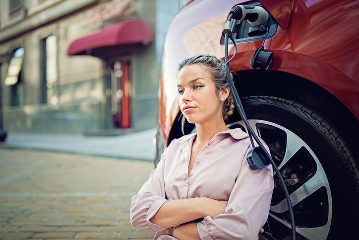 Current Challenges With Electric Vehicles
